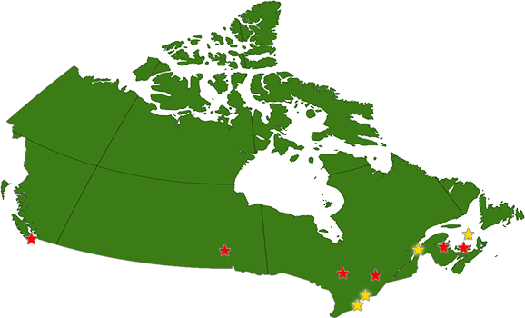 Groups in Canada